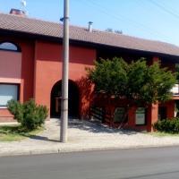 Oaza, отель в городе Vacenovice