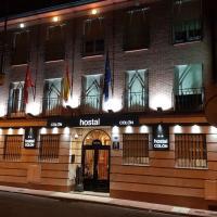 Hostal Colon, hotel en Getafe