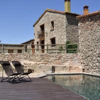 Idyllic Farmhouse in Sant pau de la Guardia-El Bruc with BBQ
