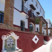 Posada Mirador de Jubrique, hotel en Jubrique