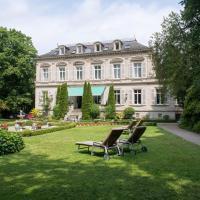Hotel Belle Epoque, hotel en Baden-Baden