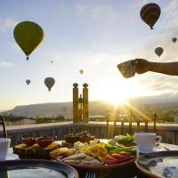 Grand Cappadocia Hotel, viešbutis mieste Geremė