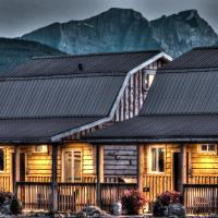 Mountain Haven Cabins, hotel di Mountain View