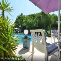 VILLA HÉLÈNE-SUITE Junior- MONTPELLIER AÉRÉOPORT PARC EXPO-ARENA-MER, hotel in Pérols