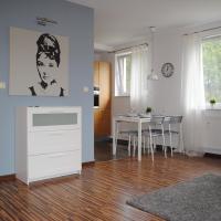 MT Apartments, hotel Nowy Tomyślban