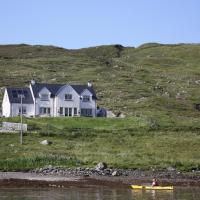 Lochedge Lodge, hotel in Bunaveneadar