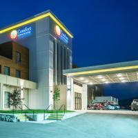 Comfort Inn & Suites Merritt, hotel em Merritt