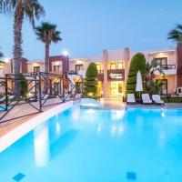 Stavros Melathron Studios, отель в городе Калитея (Родос)