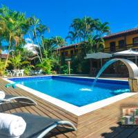 Pousada Praia do Jabaquara, hotel v destinácii Paraty