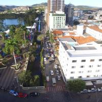 Hotel Beira Parque, hotel in São Lourenço