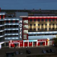 Aurora, hotel in Oktyabrskiy