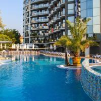 Smartline Meridian Hotel - All Inclusive, отель в городе Солнечный Берег