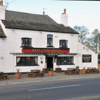 Red Lion, Wigan by Marston's Inns, hotel in Rufford