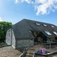 Spacious Farmhouse in Fontenelle with Garden