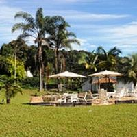 Hotel Fazenda Caco de Cuia, отель в городе Итабириту