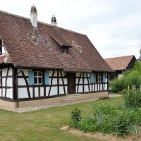 Les colombages d'a cote, hotel in Stetten