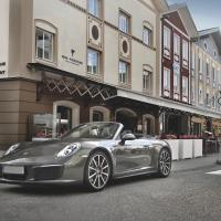 Iris Porsche Hotel & Restaurant, hotel in Mondsee