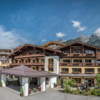Hotel Leonhard, hotel in Leogang