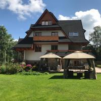 Villa Jesion, hotel in Poronin