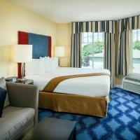 Plaza Inn & Suites at Ashland Creek, hotel in Ashland