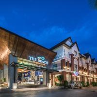 The Beach Boutique House, отель в городе Ката-Бич