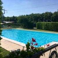 Agriturismo Corte Pellegrini, hotell i San Martino Buon Albergo