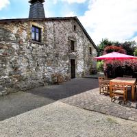 Vintage Cottage in Petites Tailles with a Private Terrace