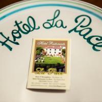 Hotel La Pace, hotell i Asciano