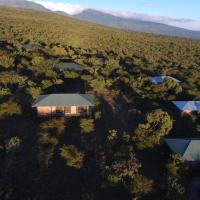 Ngorongoro Wild Camp, hotel in Ngorongoro