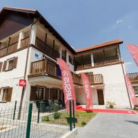Pensiunea Carol, hotel in Floreşti