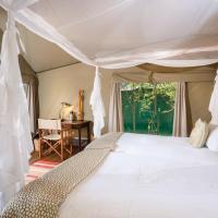 Ongava Tented Camp, hotel in Okaukuejo