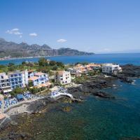 Hotel Nike, hotell i Giardini Naxos