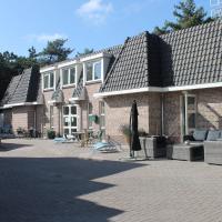 Hotel Studio Bosch Duin Strand, hotel in Den Helder