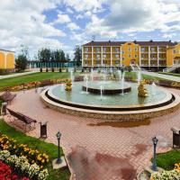 Загородный отель Барская Усадьба