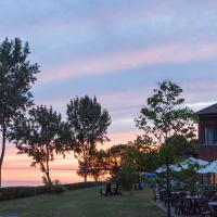 L'Auberge Du Lac St-Pierre, hotel em Trois-Rivières