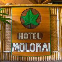 Hotel Molokai, hotel near Molokai Airport - MKK, Kaunakakai