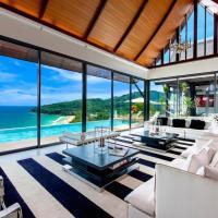 Villa Paradiso, hotel in Nai Thon Beach