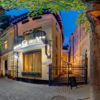 Pid Templem Hotel, hotel in Ivano-Frankivsk