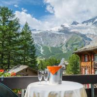 Hotel La Collina, hotel in Saas-Fee