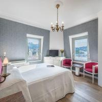 Hotel Metropole Suisse, отель в Комо