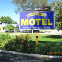 Crestwood Motel, hotel em Burlington