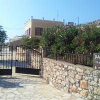 Kalypso apartment, hotell i Chalki