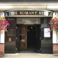 The Romany Rye Wetherspoon