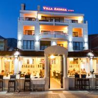 Hotel Villa Andrea, hotel v Tučepih
