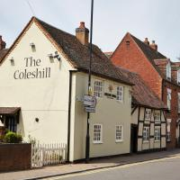 The Coleshill by Greene King Inns, hotel in Coleshill