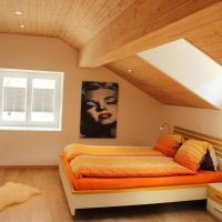 Haus Dorf 7, hotel in Saas-Grund