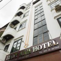 닌빈에 위치한 호텔 Thuy Anh Hotel