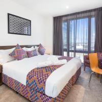 City Edge Dandenong Apartment Hotel, hotel in Dandenong