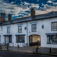 The Three Swans Hotel, Hungerford, Berkshire, hotel in Hungerford