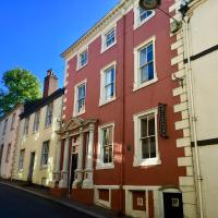 Six Castlegate, hotel in Cockermouth